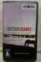 Outside Chance by Lyndon Stacey: Unabridged Cassette Audiobook (II1)