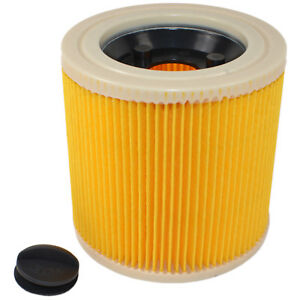 NT Series Vacuum Cleaners K SE Flat Pleated Filter fits Karcher A
