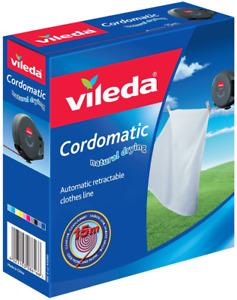 Vileda Cordomatic Retractable clothes washing Line - Automatic Retractable