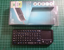 Rii Elegance K01Plus - Pack de teclado, ratón y puntero laser (2.4 GHz) ESPAÑOL