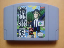 Blues Brothers 2000. Nintendo 64 Game Cartridge. Very good condition.