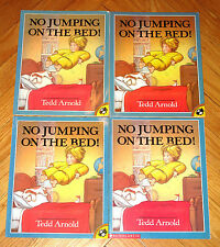 Lot 4 NO JUMPING ON THE BED Tedd Arnold guided reading