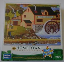 Hometown Collection Old Cider Mill 1000 Piece Jigsaw Puzzle