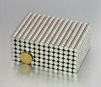 Neodym Magnete Super Magneten Haltemagnete 8 x 5 mm 10  Stück wählbar