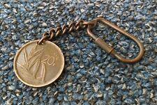 20 Francs 1981. Belgium - Baudouin I, BELGIQVE 20 F, vintage keychains !