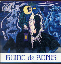 N/A, GUIDO DE BONIS - CATALOGUE EXPOSITION - DÉDICACÉ