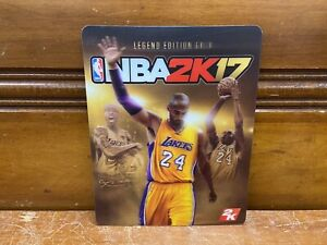 Kobe Bryant NBA 2k17 Holographic Magnet
