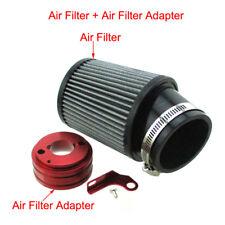 Air Filter Adapter For Honda 6.5 HP GX160 GX200 Go Kart Predator 212cc Mini Bike