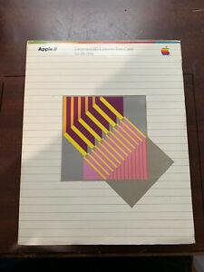 Apple IIe 80 Column Text Card 820-0067-B 607-0103-X, Tested, Box and Manual