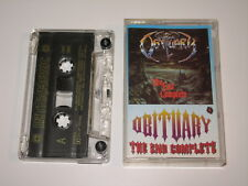 OBITUARY - The End Complete - MC cassette tape /968