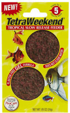 TETRA VACATION FEEDER 5 DAY 2PK FISH FOOD SLOW RELEASE. IN THE USA
