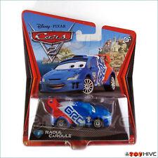 Disney Pixar Cars Raoul Caroule No. 9