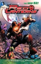 Red Lanterns Vol 2 : The Death of the Red Lanterns  by Peter Milligan (2013,