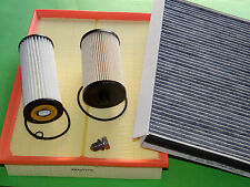 Filtersatz Filterset Inspektionspaket VW Crafter 30/35/50 2.5 TDI (65-120kW)