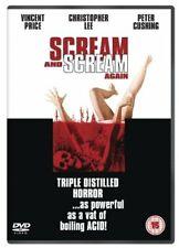 Scream and Scream Again 5060105721571 DVD Region 2