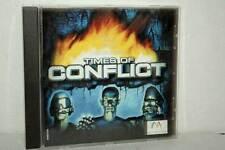 TIMES OF CONFLICT GIOCO USATO PC CD ROM VERSIONE ITALIANA GD1 47786