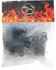 100 PACK (#11105) Harley / Buell Motorcycle Drain Plug O-Ring Replacements