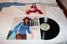 Carly Simon LP with Original Record Sleeve-NO SECRETS STEREO