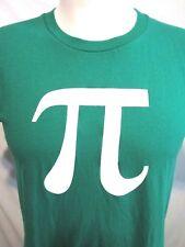 Math Pi Green T Shirt Mens Sz M    EUC!!