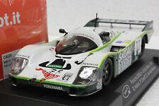 SLOT IT SICA02H PORSCHE 956LH LE MANS NEW 1/32 SLOT CAR SEALED IN DISPLAY CASE