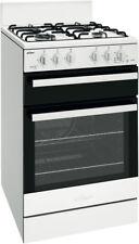 Chef Cfg 503 Wblp White 54cm Freestanding Lpg Gas Cooker