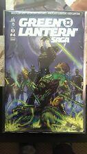 Comics DC - Urban - Green Lantern Saga 4 - Sept 2012  Comme neuf  Plastic Bag