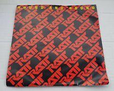 "Ratt - Round And Round 7"" Vinyl Record A9573 Rock Single"