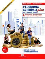 L'ECONOMIA AZIENDALE A, GHIGINI, SCUOLA E AZIENDA, COD 9788824730082