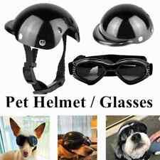 More details for adjustable goggles pet motorcycle helmet uv glasses pet eyewear sunglasses uk st