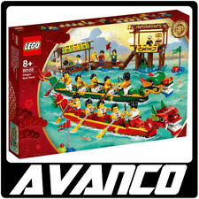 Lego Chinese New Year Dragon Boat Race 80103 CNY Dance Row BRAND NEW SEALED