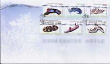 2012 Australia - Underwater World FDC