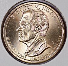 2016 D Richard M Nixon Presidential Series Dollar UNC MS Brilliant Uncirculated!