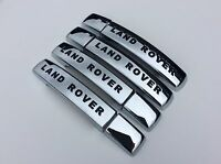 LANDROVER DISCOVERY 3,CHROME DOOR HANDLE COVERS,ONE OR TWO PIECE HANDLE,2004-09.