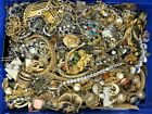 3 Lb Pounds Unsearched Huge Lot Jewelry Vintage Now Junk Art Craft Treasure Box