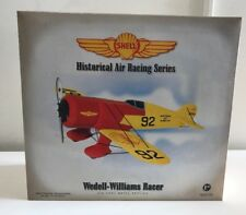 First Gear 79-0175 Shell Air Racing Wedell Williams Racer Diecast Metal Replica