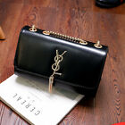 New Fashion Female Leather Handbags Chain Solid Shoulder Bag Lady Messenger