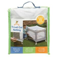 New Goldbug - Travel Cot Mosquito Netting Great for camping! Free Express Shippi