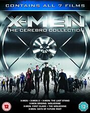XMen Franchise  The Cerebro Collection [Bluray] [2014] [DVD]
