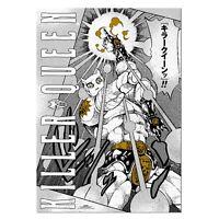 Jojo's Bizarre Adventure Killer queen Graphic poster A1 size Exhibition KANAZAWA