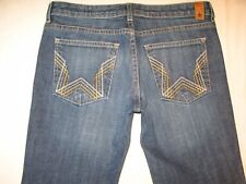 Peoples Liberation Karen Low Waist Flare Jeans Sz 27