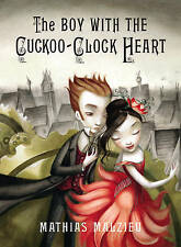 The Boy With the Cuckoo-Clock Heart-ExLibrary