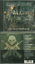 CD - IRON MAIDEN : A MATTER OF LIFE AND DEATH / COMME NEUF - LIKE NEW