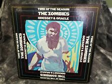 The Zombies Odessey & Oracle Early Pressing 1969 LP VINYL ALBUM