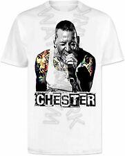Chester Bennington Camiseta Camisas. Linkin Park