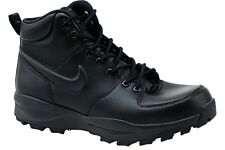 Nike Manoa Leather BOOTS STIEFEL Black - 44