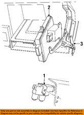 FORD OEM-Brake Proportioning Valve F87Z2B373AE