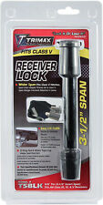 "Trimax T5Black 5/8"" Diameter Receiver Lock"
