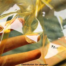0.5m Transparent Soft TPU Bags Fabric Waterproof Clothing Liquid Membrane DIY