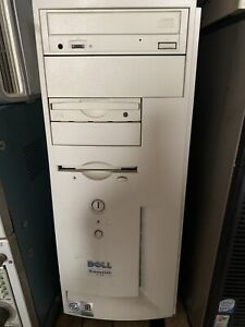 Dell Dimension 4100 MMS Tower Computer Pentium-III 866MHz 256GB