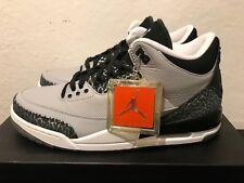 "Nike Air Jordan 3 Retro ""Wolf Grey"" US 10.5 44,5 Max 1 supreme yeezy Sneaker"